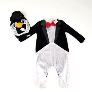 Precious Penguin Infant 3 Piece Halloween Costume